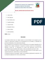 1. Informe Reconocimiento de Laboratorio