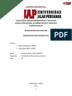 infraestructura-productiva del Perú
