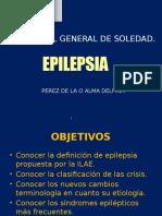 Epilepsia hospital general de soledad