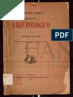 Calendario Azteca. Ensayo Arqueológico.pdf