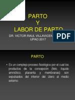 Evaluacion Del Trabajo de Parto UPAO