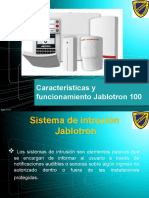 presentacion jablotron
