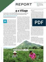 (Korea; SSIR) Revitalizing a Village