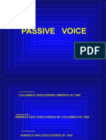 Passive Voice 1-2017