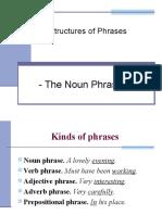 Noun Phrase Syntax 2017 Bp