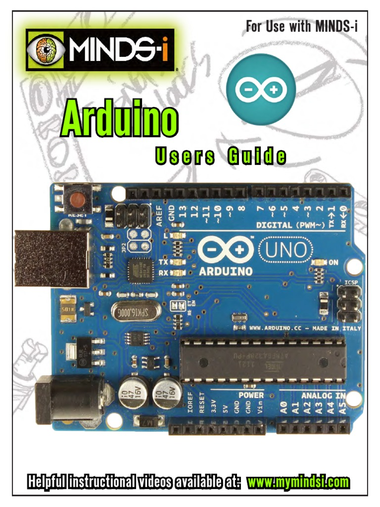 Arduino Resource Guidepdf Servomechanism Breadboard Power Supply Kit 5v 33v Quickstart Guide Sparkfun