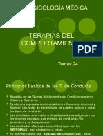 Present.9 Tema 24 de Psicologia Medica