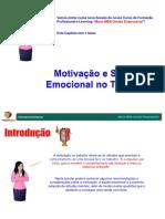 Sessão 1 - Motivação e Saúde Emocional No Trabalho