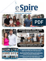 The Spire Newsletter, June 6, 2017