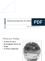 Dimensionamento de Eixos (Shigley)