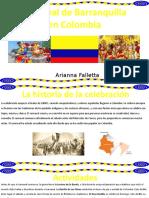 spanish colombia