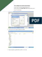 Configuración IDU