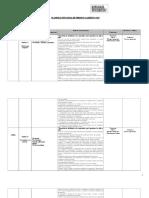 Planificación Anual 4º Basico - Copia