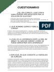 CUESTIONARIO DE QUIMICA N°10