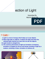 Light-reflection and Refraction.ppt