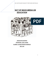 Análisis Del Discurso-monografia
