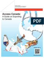 Access Canada_A Guide on Exporting to Canada
