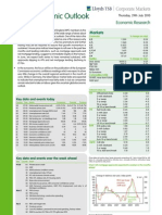 Lloyds TSB JUL 29 Daily Economic Outlook