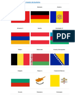 Banderas de Los Países Del Mundo
