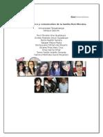 Estudio Psicológico y Comunicativo de La Familia Ruiz Morales