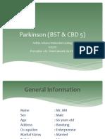 Parkinson (BST & CBD 5).pptx
