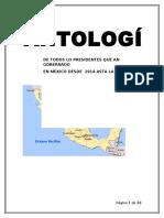 Antología Historia