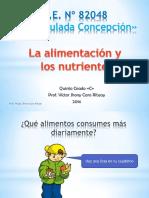 La Alimentacion y Nutrientes ...