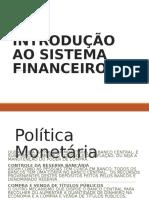 Introdução Ao Sistema Financeiro (1)