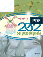 Program a Fiestas 2012