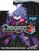 Disgaea 3 - Absence of Justice (DoubleJump Official Strategy Guide) gdfgdfg