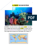assignments - lesson plan - coral reef article with resourcesdocx