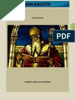 Sermon a Los Pastores San Agustinpdf 1