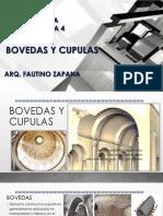 Bovedas y Cupulas