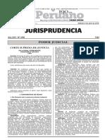 Casación 309-2015 (prórroga de la investigación preparatoria)