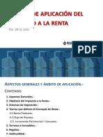 Ámbito de Aplicación Del Impuesto a La Renta