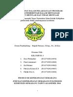 Cover Peran Perawat Dalam Pelaksanaan Program Pemerintah