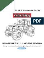 Valtra Trator Bh180