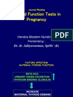 thyroid function test in preegnancy.ppt