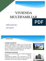 CONSTRUCCION I - Vivienda Multifamiliar