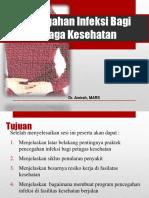 Pencegahan Infeksi 16 Mei2016