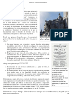 Liberalismo - Wikipedia, La Enciclopedia Libre