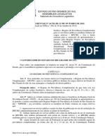 LC14750_Institui o Regime de Previdencia Complementar