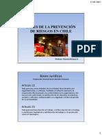 Ley 16744 - Primera Parte