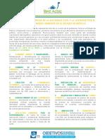 Decálogo de Propuestas de la Sociedad Civil y la Juventud por el Cuidado del Medio Ambiente en el Estado de México