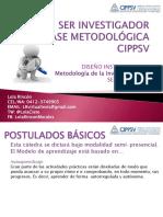 Ser Investigador Fase Metodologica Caracas