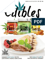 The Pride Issue - Edibles List Magazine - Issue 36 - June 2017