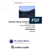 Northern Cancer Control Strategy Final Report March 3
