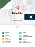 Hexdata Funding Pitch