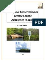 Mangrove Conservationandclimate AdaptationinBelize
