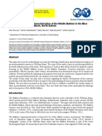 Integrated Reservoir Characterization of Bakken Formation - SPE Paper